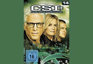 CSI: Las Vegas - Staffel 14 DVD