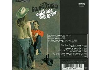 Daniel Romano - If I've Only One Time Askin'  - (CD)