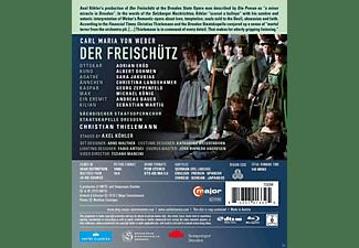 VARIOUS - Der Freischütz  - (Blu-ray)
