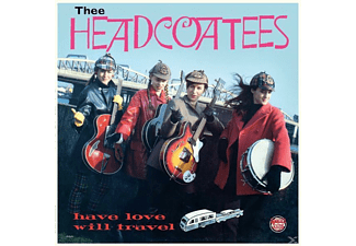 Thee Headcoatees - Have Love Will Travel  - (Vinyl)