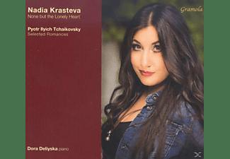 Nadia Krasteva - None But The Lonely Heart  - (CD)