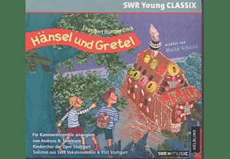 Swr Vokalensemble Stuttgart, Radio-Sinfonieorchester Stuttgart - Hänsel Und Gretel  - (CD)