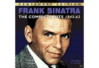 Frank Sinatra - The Complete Hits 1943-62  - (CD)