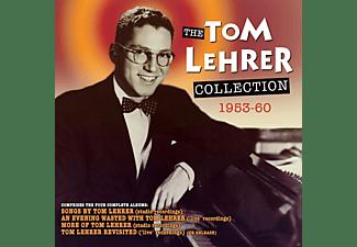 Tom Lehrer - The Tom Lehrer Collection 1953-60  - (CD)