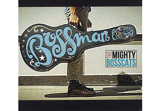 Bossman - The Mighty Bosscats - (CD)