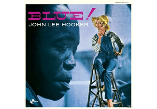John Lee Hooker - Blue!+2 Bonus Tracks (Ltd.Edt 180g Vinyl)  - (Vinyl)