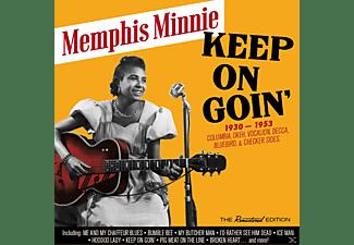 Memphis Minnie - Keep On Goin'  - (CD)
