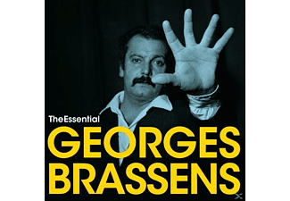 Georges Brassens - The Essential-Highlights From 1952-1962  - (CD)