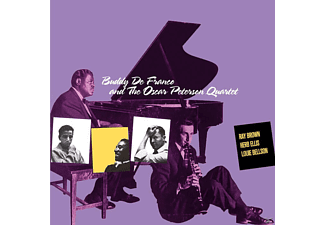 Buddy DeFranco - And The Oscar Peterson Quartet - (CD)