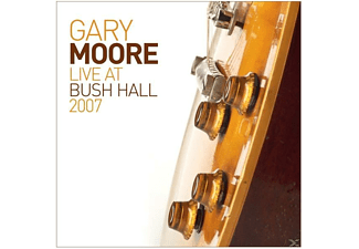 Gary Moore - Live At Bush Hall 2007 - (CD)