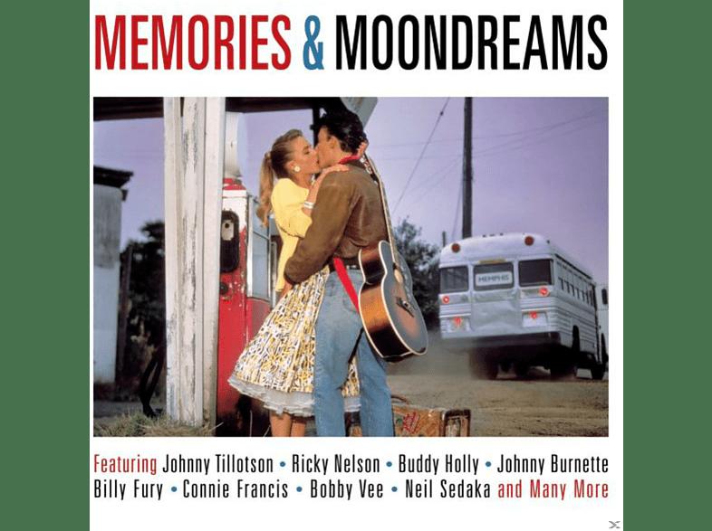 VARIOUS - Memories & Moondreams [CD]