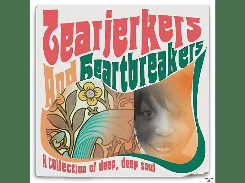 VARIOUS - Tearjerkers & Heartbreakers [CD]