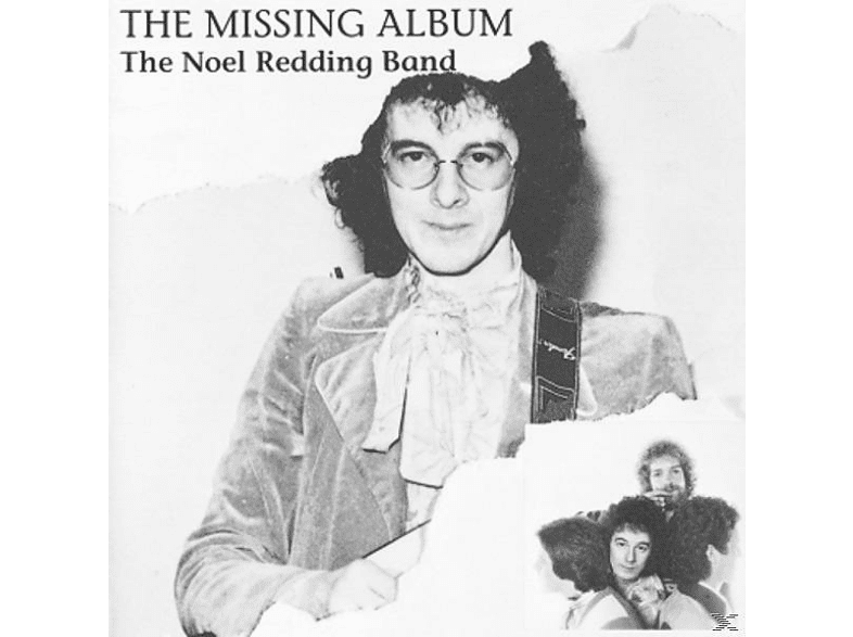 Noel Band Redding - The Missing Album [CD]