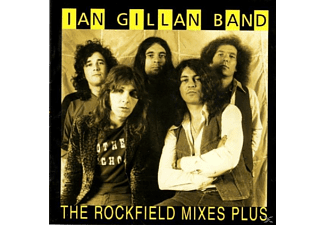 Ian Band Gillan - The Rockfield Mixes Plus  - (CD)