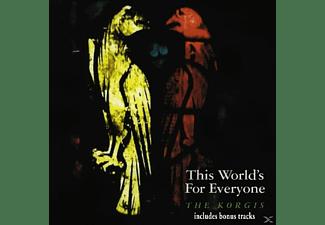 The Korgis - This World S For Everyone  - (CD)