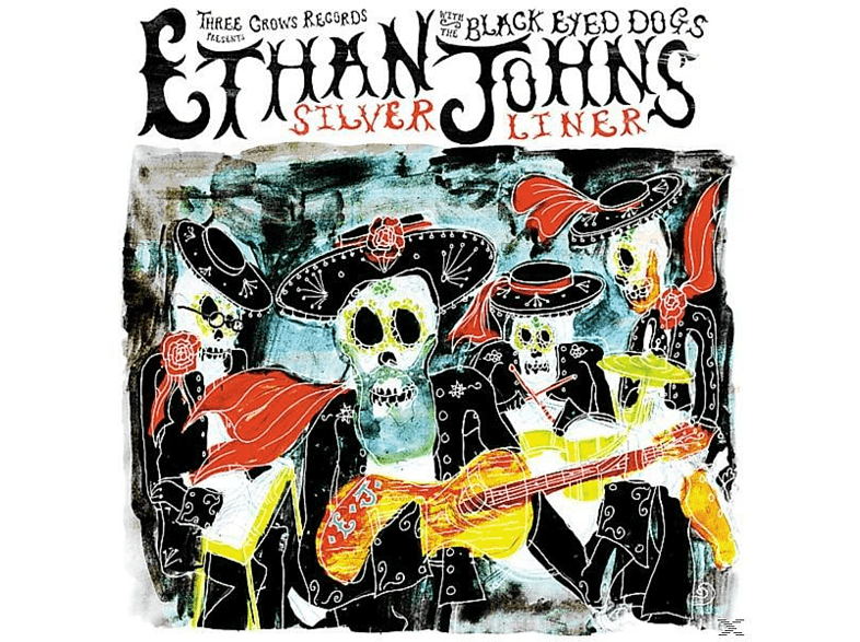 Ethan Johns - Silver Liner [CD]