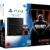 SONY PlayStation 4 Ultimate Player Edition mit 1 TB inkl. Call of Duty: Black Ops III