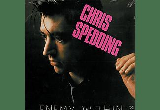 Spedding Chris - ENEMY WITHIN  - (CD)