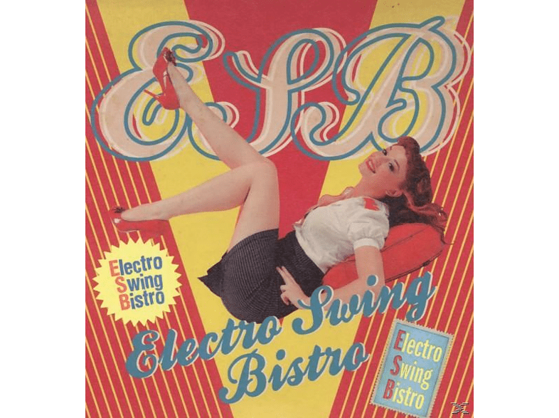 VARIOUS - electro swing bistro [CD]