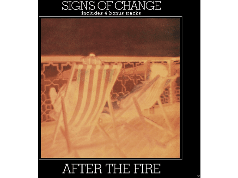 After The Fire - Sings Of Change [CD]
