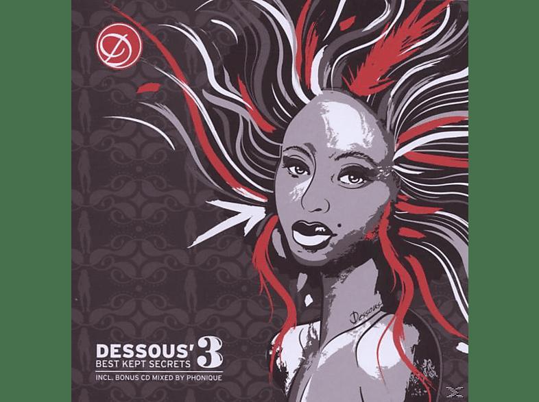 VARIOUS - Dessous' - Best Kept Secrets 3 [CD]