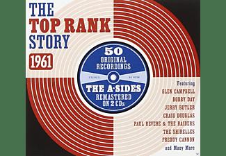 VARIOUS - The Top Rank Story 1961  - (CD)