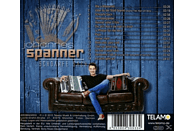 Johannes Spanner - Schoarfe Sach [CD]