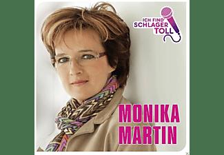 Monika Martin - Ich find' Schlager toll (Das Beste)  - (CD)