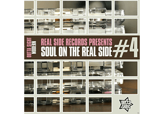 VARIOUS - Soul On The Real Side Vol.4 - (CD)