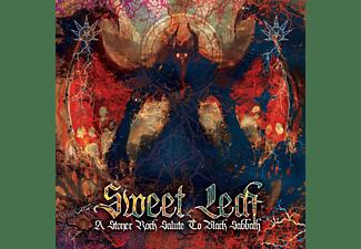 VARIOUS - Sweet Leaf-Stoner Rock Salute  - (CD)