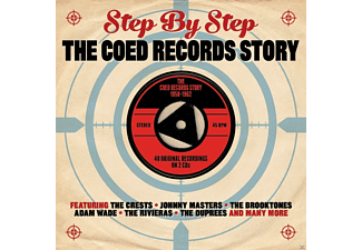 VARIOUS - Step By Step-Coed Records Story  - (CD)
