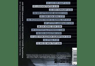 Jan Drees, Heinz Rudolf Kunze - Kaprizen (Doppel-Cd)  - (CD)