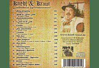 Knedl & Kraut - Lachlederne Wirtshausmusi  - (CD)
