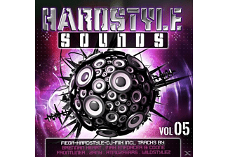 VARIOUS - Hardstyle Sounds Vol.5  - (CD)