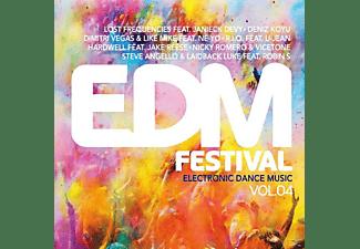 VARIOUS - Edm Festival Vol.4  - (CD)