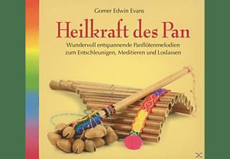 Gomer Edwin Evans - Heilkraft Des Pan  - (CD)