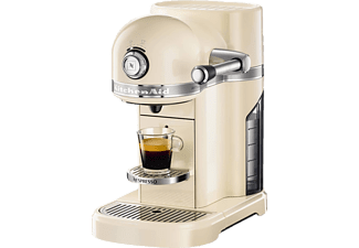 KITCHENAID 5KES0503EAC Nespresso Kapselmaschine, Almond Cream