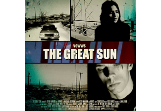 Vowws - The Great Sun  - (CD)