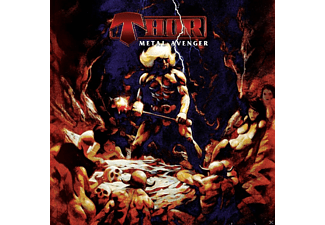 Thor - Metal Avenger - (CD)