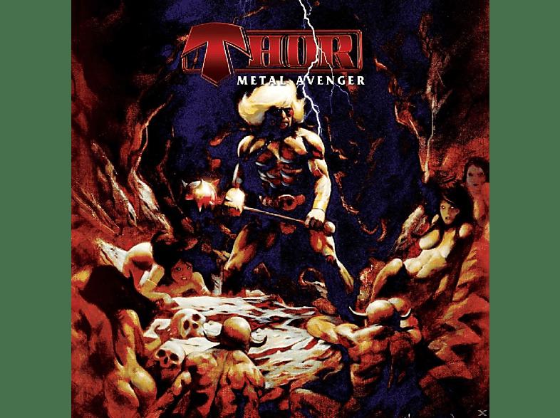 Thor - Metal Avenger [Vinyl]