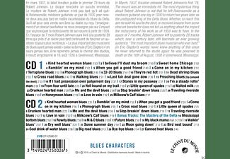 Robert Johnson - Crossroads Blues  - (CD)