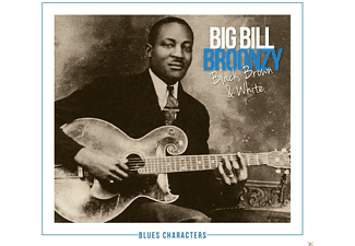 Big Bill Broonzy - Black, Brown & White  - (CD)