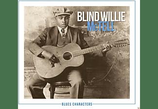 Blind Willie McTell - Statesboro Blues  - (CD)