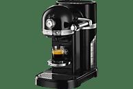 KITCHENAID 5KES0503EOB Nespresso Kapselmaschine Onyx Black
