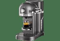KITCHENAID 5KES0503EMS Nespresso Kapselmaschine Medallion Silver