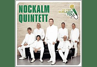 Nockalm Quintett - Ich Find' Schlager Toll (Das Beste)  - (CD)