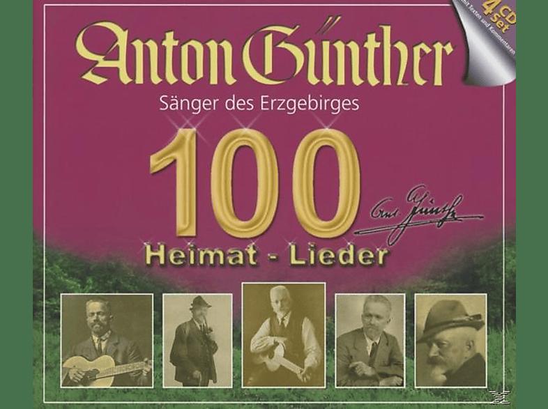 Anton Günther - 100 Heimat-Lieder [CD]