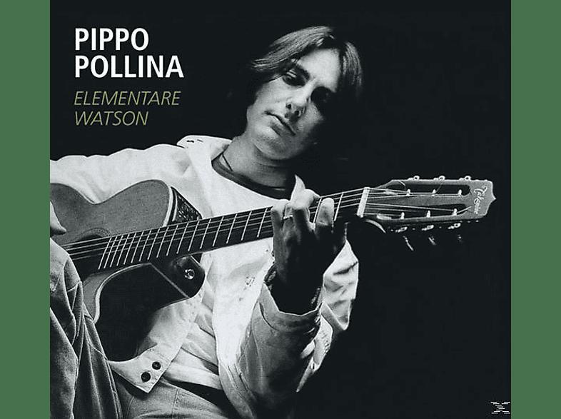 Pippo Pollina - Elementare Watson [CD]