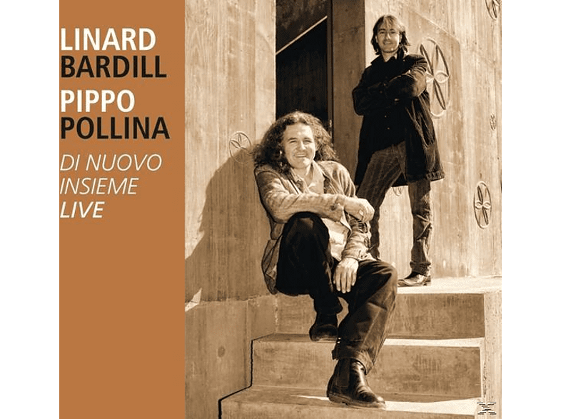 Pollina,Pippo & Bardill,Lina - Di Nuovo Insieme [CD]