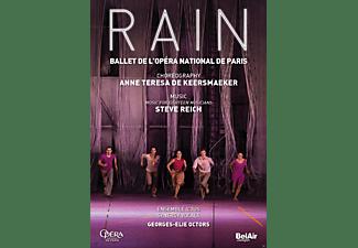 VARIOUS, Synergy Vocals, The Ictus Ensemble, Ballet De L'opéra National De Paris - Rain  - (DVD)